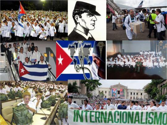 Contingente Henry Reeve | progetto cubainformAzione